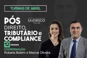 Direito Tributário e Compliance-12 meses