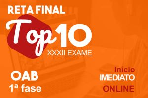 Reta Final TOP10 - OAB XXXII Exame - Noite