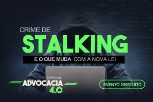 Crime de Stalking: O que muda com a nova lei