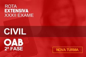 Civil – 2.ª Fase XXXII OAB - Extensivo
