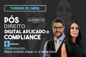 Direito Digital Aplicado e Compliance Digital - 6 meses