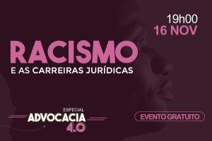 Racismo e as carreiras jurídicas