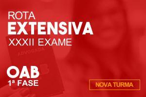 Extensivo OAB