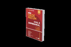 Míni Vade Mecum 9ª Ed. - Civil e Empresarial 2019