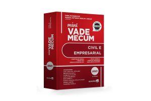 Mini Vade Mecum - Civil e Empresarial 2021