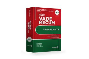 Mini Vade Mecum - Trabalho - 3ª edição/2021