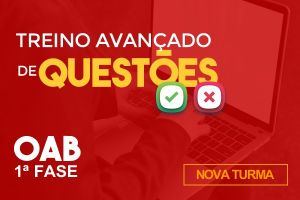 Exame de Ordem   XXXII Exame   Treino avançado de questões - Início 25/01