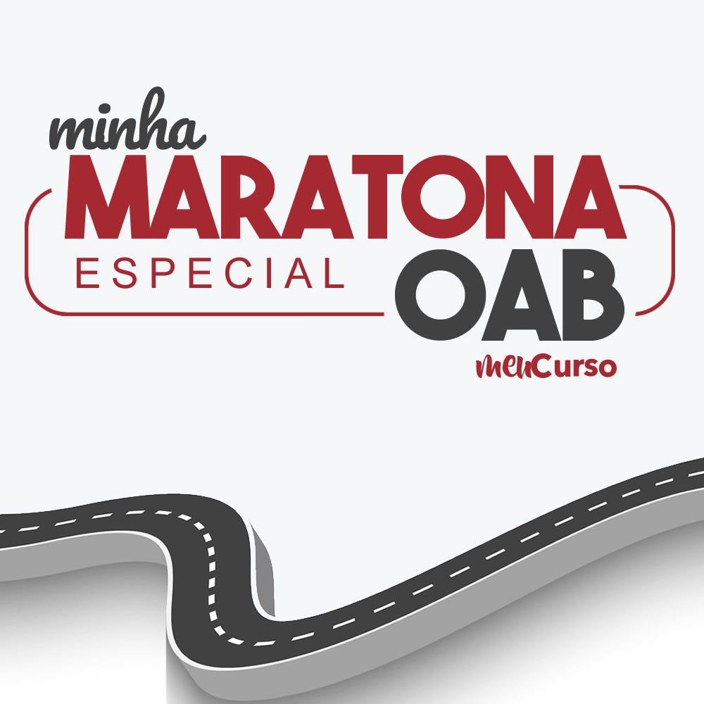 Maratona OAB Gratuita